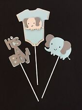 Elephant /Elephant shapes/ elephant centerpieces stick/elephant baby shower