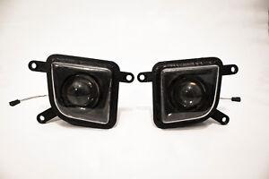 Custom HID Projector Fog Lights for Chrysler Crossfire & SRT-6