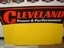 05-12 Chevrolet C6 Corvette Convertible OEM Yellow Trunk Lid Decklid DAMAGED