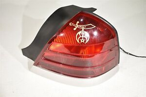 03-04 Mercury Marauder Passenger Tail Light Lamp Rh Aa6721