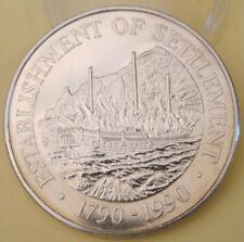 Bi-Metall Münzen aus Australien & Ozeanien