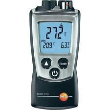 testo 810 (0560) 0810 kompakt infrarot & umgebungsluft thermometer