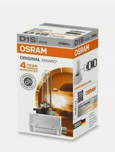 D1S Osram Original XENON BULB XENARC NEW HID 66140. ( SINGLE )