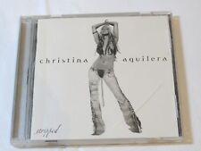 Dénudé par Christina Aguilera CD 2002 BMG Musique Keep On Chantant My Song