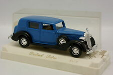 Solido 1/43 - Packard Sedan Azul