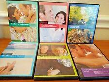 Rock Solid Marriage Today Jimmy Karen Evans LOT OF 6 Audio CDs