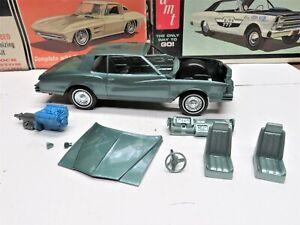 ORIGINAL 1/25 MPC 1978 CHEVROLET MONTE CARLO BUILDER PROJECT MODEL