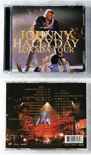 JOHNNY HALLYDAY Lorada Tour .. 1996 Philips DO-CD