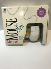 Vintage Microsoft Mouse p/n 37965 In Box. Appears Unused And In Great Shape 1993