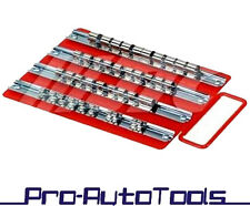 "40pcs 1/4"" 3/8"" 1/2"" Socket Tray Rack Holder (250x150mm) Long"