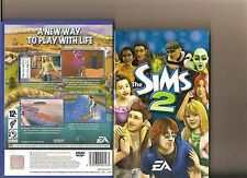 THE SIMS 2 PLAYSTATION 2 PS2 PS 2 simulatore di vita