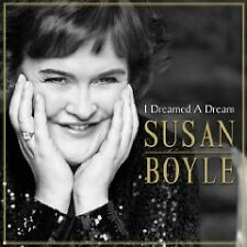 I Dreamed A Dream Cd By Susan Boyle sealed new! w/ as seen on youtube sticker