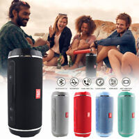 40w Portable Wireless Bluetooth Speaker Waterproof Bass Stereo USB/TF/AUX MP3 UK