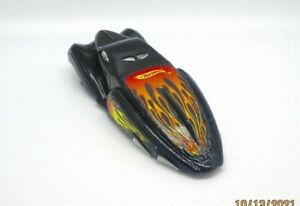Hot Wheels die-cst 1:64 Made for McDonald's 2004 Long-Tailed Coupe. Black. New