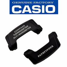 Original CASIO Pathfinder PAG-240 PRG-130 PAW-1500 Cover End Pieces 12 & 6 hrs