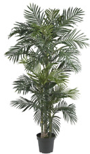 Palm Tree House Decor Fake Artificial Greenery Indoor Faux Tropical Plants Silk