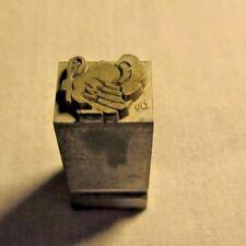 Turkey Metal Type Set Printing Press Typeset 7/16 x 3/8