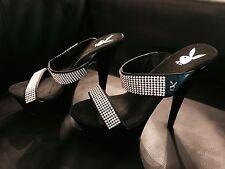 Playboy Heels- size 7-8