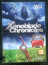 Xenoblade Chronicles Red Controller Limited Edition New and Sealed Nintendo Wii
