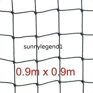"Scrog Net 0.9m x 0.9m  50mm mesh 2"" squares Grow Tent hydroponics light"