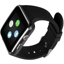 Bakeey X6 Curved HD Camera SIM Card Call Sleep Monitor Built-in Apps Smart Watch