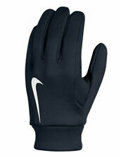 Nike HyperWarm Field Player Gloves - Black Unisex Black