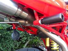 DUCATI MULTISTRADA 1000 1100 REAR CRASH MUSHROOMS PROTECTOR SLIDERS BOBBIN R10E1