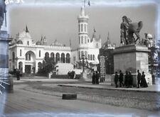 PARIS 1900 - Exposition Pavillon Algérie - Négatif Verre 12 x 9 - V9 17