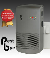 PESTBYE HIGH POWERED Rodent Repeller Repellent Rat Mouse Mice Deterrent Sonic