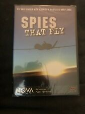 Nova - Spies That Fly (DVD, 2006)
