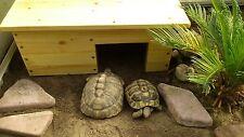 Schildkrötenhaus,Igelhaus,Hütte, 50X33X22 cm NEU