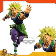 Dragonball Super Match Makers PVC Statue Figure Saiyan Broly Bandai Banpresto