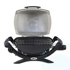 Weber Baby Q Q1000 LPG BBQ - Titanium