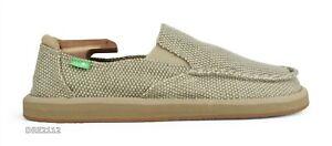 Sanuk Vagabonded Tan Shoes Mens Size 10 *NEW*