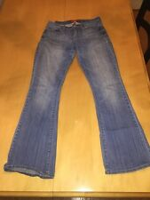 """LUCKY BRAND """"SOFIA BOOT"""" BOOTCUT STRETCH JEANS LADIES SZ 8/29 NICE"""