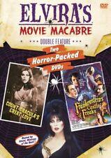ELVIRA'S MOVIE MACABRE - Count Dracula's Great Love / Frankenstein's Castle Of F