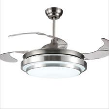 """SALE!42"""" Modern LED Ceiling Fan Light Lamp Dining Room Light ONLY 2 DAYS"""