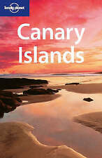 """VERY GOOD"" Canary Islands (Lonely Planet Regional Guides), Andrews, Chris, O'Br"