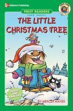 The lil Critters Little Christmas Tree Book by Mercer Mayer School Age Reading