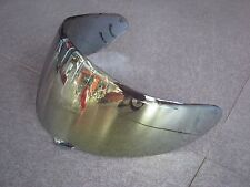 Gold Shield Visor for Shoei CW-1 X12 RF-1100 XR-1100 X-SPIRIT2 X-12 Qwest