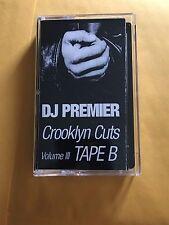 DJ Premier Crooklyn Cuts Tape B Mixtape Cassette 90s Tape Kingz Brooklyn NYC