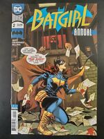 BATGIRL #2 Annual (2018 DC Universe Comics) VF/NM Book