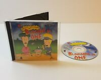MTV's Beavis and Butt-Head: Bunghole in One PC CD-Rom 1999 wondows golf game