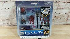Mega Bloks Halo Crimson Covenant Combat Unit Set #96959 Blocks