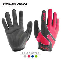 Full Finger Glove Racing Motorcycle Gloves Cycling Bicycle Road MTB Bike Riding