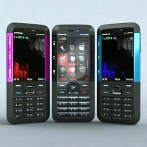 Nokia Xpress Music 5130 Unlocked Gsm Fm Mobile phone / BOXED UP