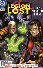 LEGION LOST (2000 Series)  (DC) #7 Near Mint Comics Book