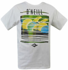N5 - O'Neill Quad Tee / T-Shirt / Shirt * NWT Mens Medium White - #19577