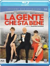 Blu Ray LA GENTE CHE STA BENE - (2014) ....NUOVO