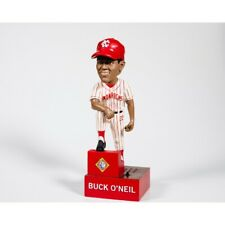 Buck O'Neil Monarchs Negro League Museum singing bobblehead new in box